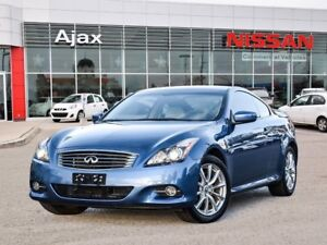2013 Infiniti G37X Coupe AWD Premium AWD*Navigation*Luxury