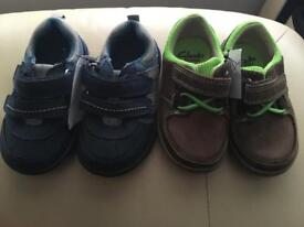 Boys size 4 shoes OOS