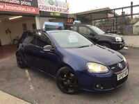 Volkswagen Golf 2.0 TFSI GTI DSG 5dr ,98000 MILES THOUSANDS SPENT RE MAPPED 270 BHP