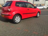 2003 vw polo 1.2 ideal first car free warranty