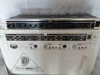 Behringer Composer Pro MDX2200 compressor