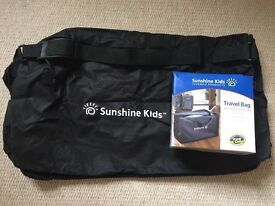 Travel Bag for Child's Car Seat by Sunshine Kids