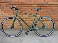 Hybrid Bike - Cotic Roadrat Alfine 8 (Size Medium)