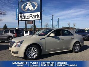 2011 Cadillac CTS Heated Leather | Panoramic Sunroof | Bose Ster