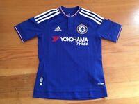 Genuine Chelsea Home Shirt 2015/16 boys 9-10Y