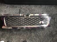 HST 09/11 Range Rover sport chromed grill