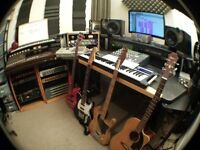 RECORDING /PRODUCTION /MIXING STUDIO £20 P/H £150 P/D DEALS