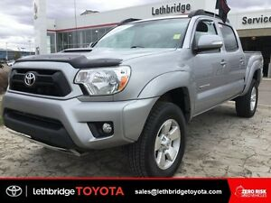 Certified 2014 Toyota Tacoma TRD Sport Dbl Cab Manual - MUST SEE