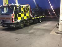 24hr vehicle recovery Breakdown & transport