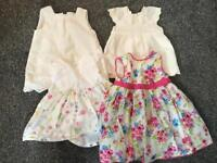 3-6 month baby girl dresses