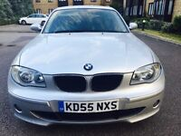 2005BMW 1Series 120d Sport 2.0Diesel,Leather Interior,Manual,1Year MOT, Service History, HPI Clear,