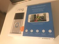 Ring Video Doorbell (New)