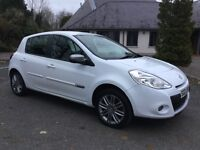 Renault Clio 1.2 DYNAMIQUE TOMTOM £3,950!