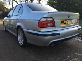 2002 BMW 530D M SPORT AUTO FULLY LOADED