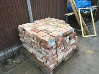 400+ Red used bricks for sale
