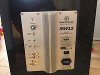 Home surround sound cinema - Monitor Audio System