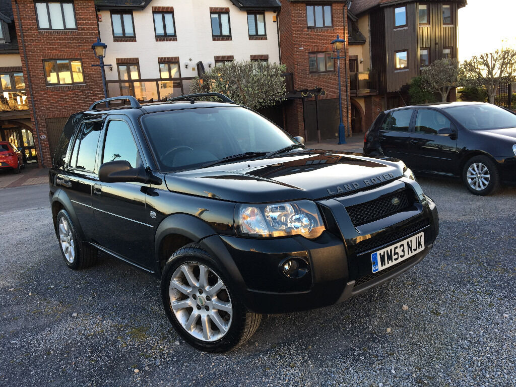 2004 Land Rover Freelander Td4 Sport S W Low Mileage F S