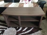 TV Stand with Compartments Ready to Go