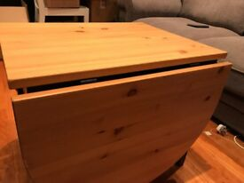 IKEA Gateleg table GAMLEBY (foldable table)