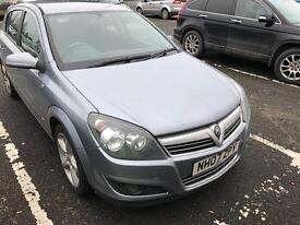 07 Vauxhall Astra SRI 5 Door