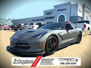 2016 Chevrolet Corvette STINGRAY Z51 - RWD, 6.2L V8 *LOW MILEAGE