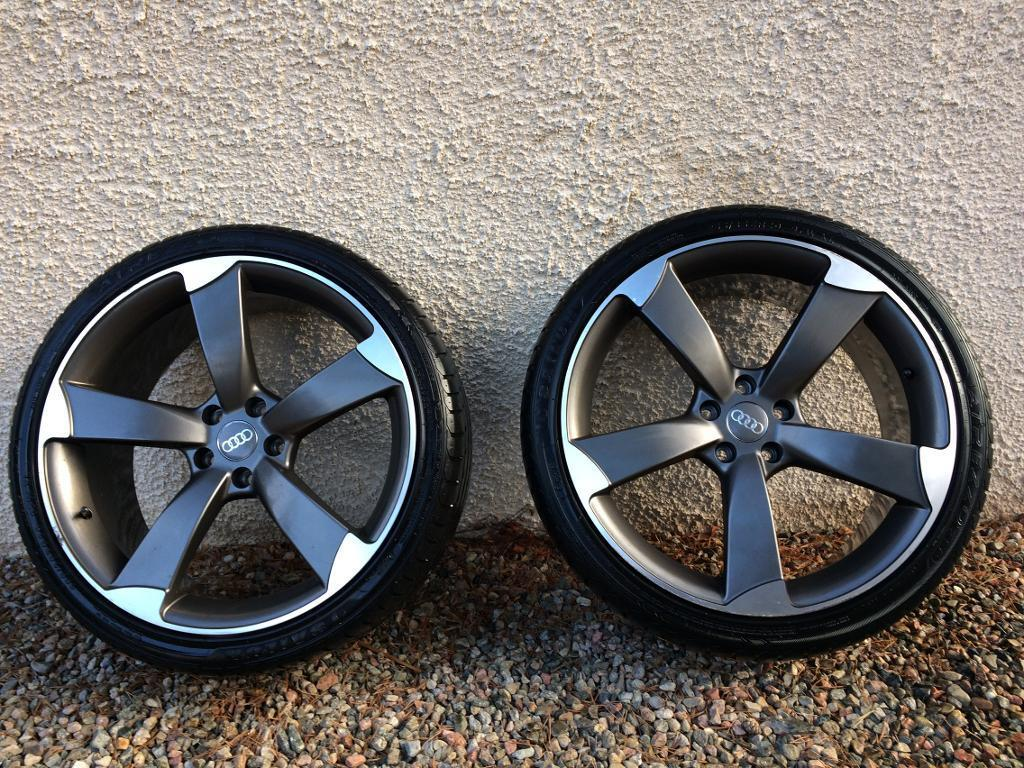 "20"" 5-Arm Rotor wheels Audi A6"
