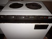 Bayb Belling Electric Cooker With Ovan And Grill