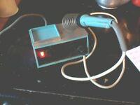 weller soldering iron PU-3D