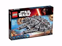 LEGO Star Wars Millennium Falcon 75105 New