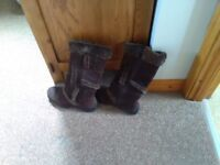 Ladies ECCO boots for sale