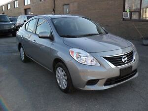 2014 Nissan Versa SV Certified, Financing is available