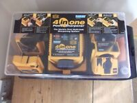 Plasplugs 4-in-One Power Sharpener (Old Version) 70W Motor, 2800 rpm: Excellent Condition