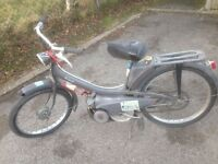 Mobylette autocycle / moped motobecane 50cc -raleigh nsu puch?