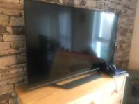 "LG 65"" smart 4K UHD tv ."