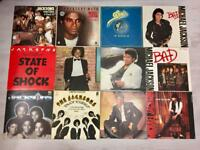 Michael Jackson & Jackson 5 - 12inch Vinyl Record Collection