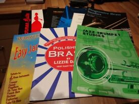 Music Books for Trumpet/Cornet
