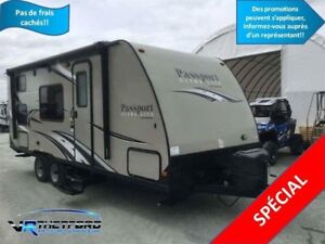 2016 Keystone RV PASSPORT 238ML