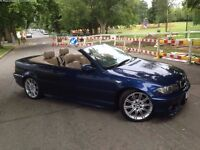 BMW 3 Series 3.0 330Ci Sport 2dr convertible