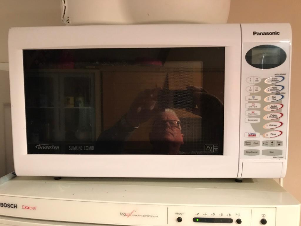 Panasonic Combination Microwave Convection Oven Amp Grill