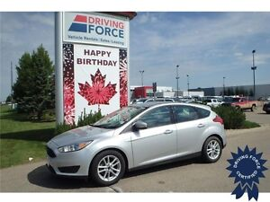 2015 Ford Focus SE Front Wheel Drive - 45,473 KMs, 5 Passenger