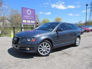2011 Audi A3 2.0 TURBO Premium GREAT PRICE PANORAMIC ROOF BLUE-