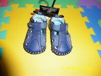Next new baby boy sandals 6-12