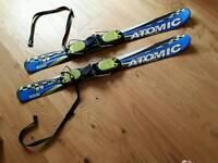 Atomic 99 ski blades