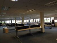Office, Call Centre, Meeting Space, Training Room, Shared Space