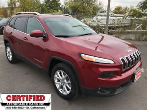 2015 Jeep Cherokee North ** 4X4, BACKUP CAM, TOW PKGE **