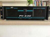 Peavey PV-8.5C 1100w (550w x2) power amp