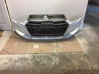 Audi A3 se sport facelift 2017 2018 2019 front bumper