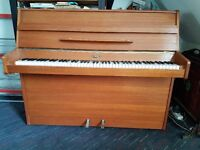 Upright piano- very good condition