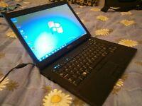 Dell E6400 Laptop Pc intel P8400/320 Gb Hdd/2 Gb Ram/Wireless/Webcam/Windows 7 Pro/Ms office 2016