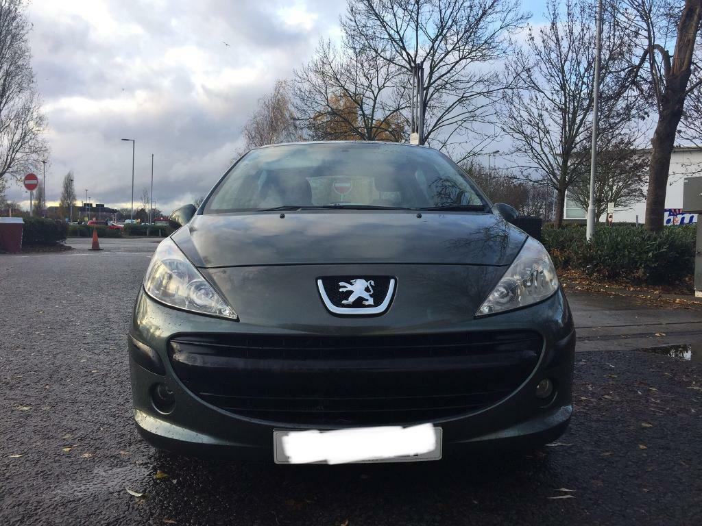 Prime Peugeot 207 In South East London London Gumtree Gmtry Best Dining Table And Chair Ideas Images Gmtryco